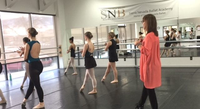 SNB brings choreographers from East and West US for Brew, Brats and Ballet
